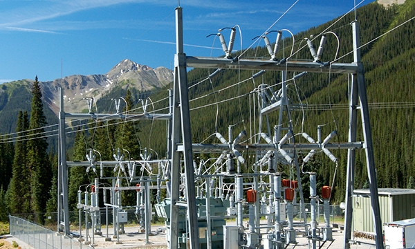 electrical transmission physical security
