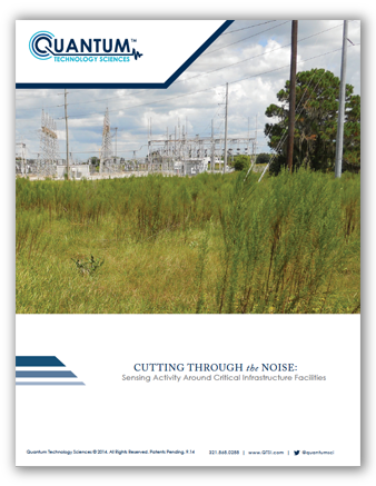 electrical substation intrusion detection monitoring