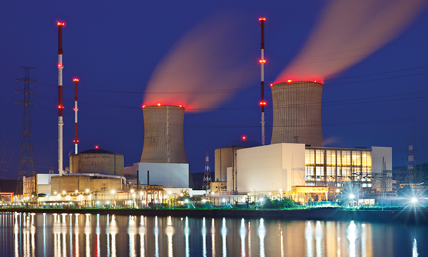 nuclear power plant physical security