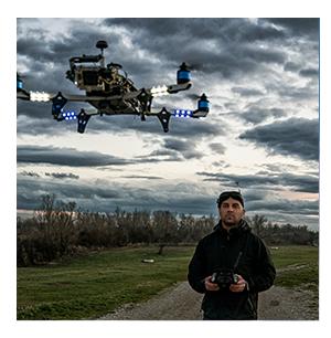 drone detection intrusion
