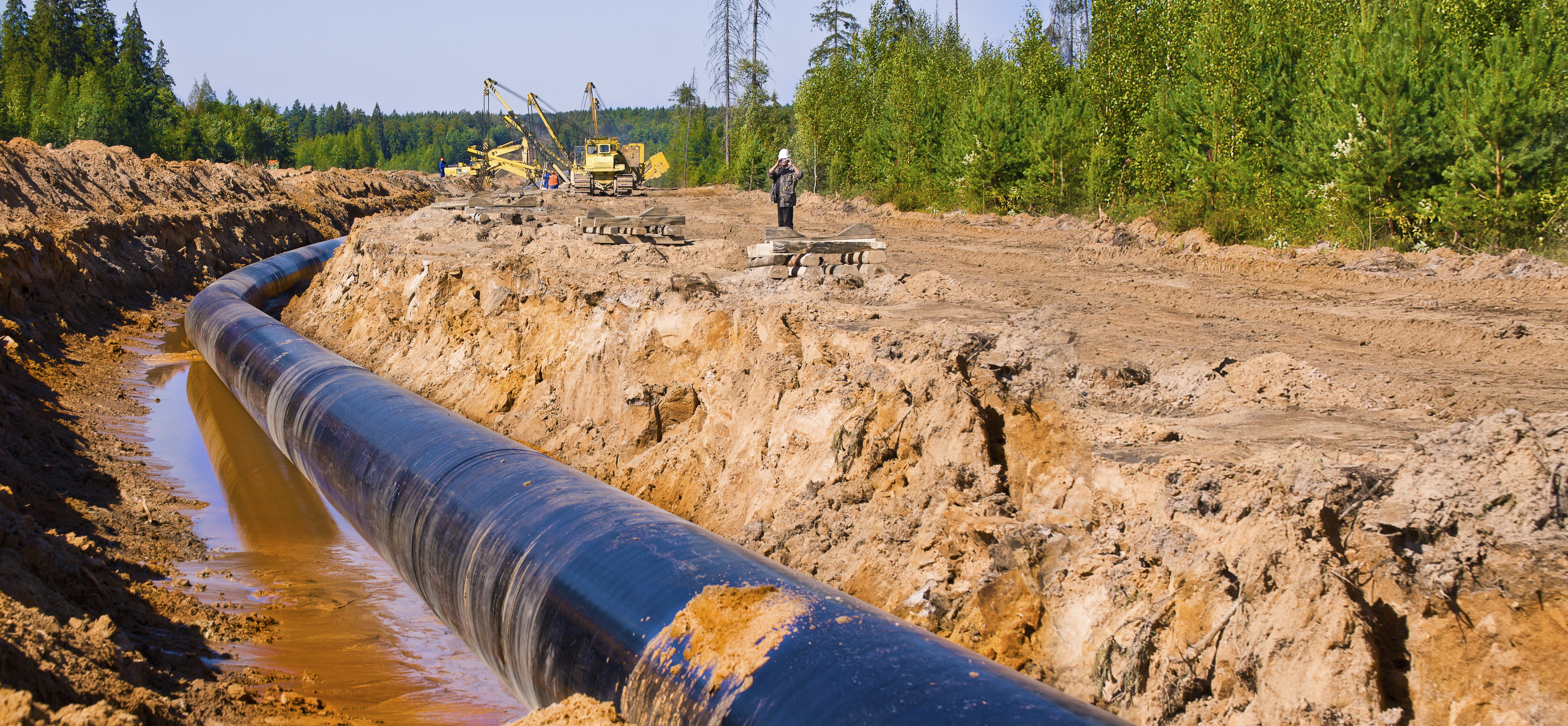 gas pipeline physical security